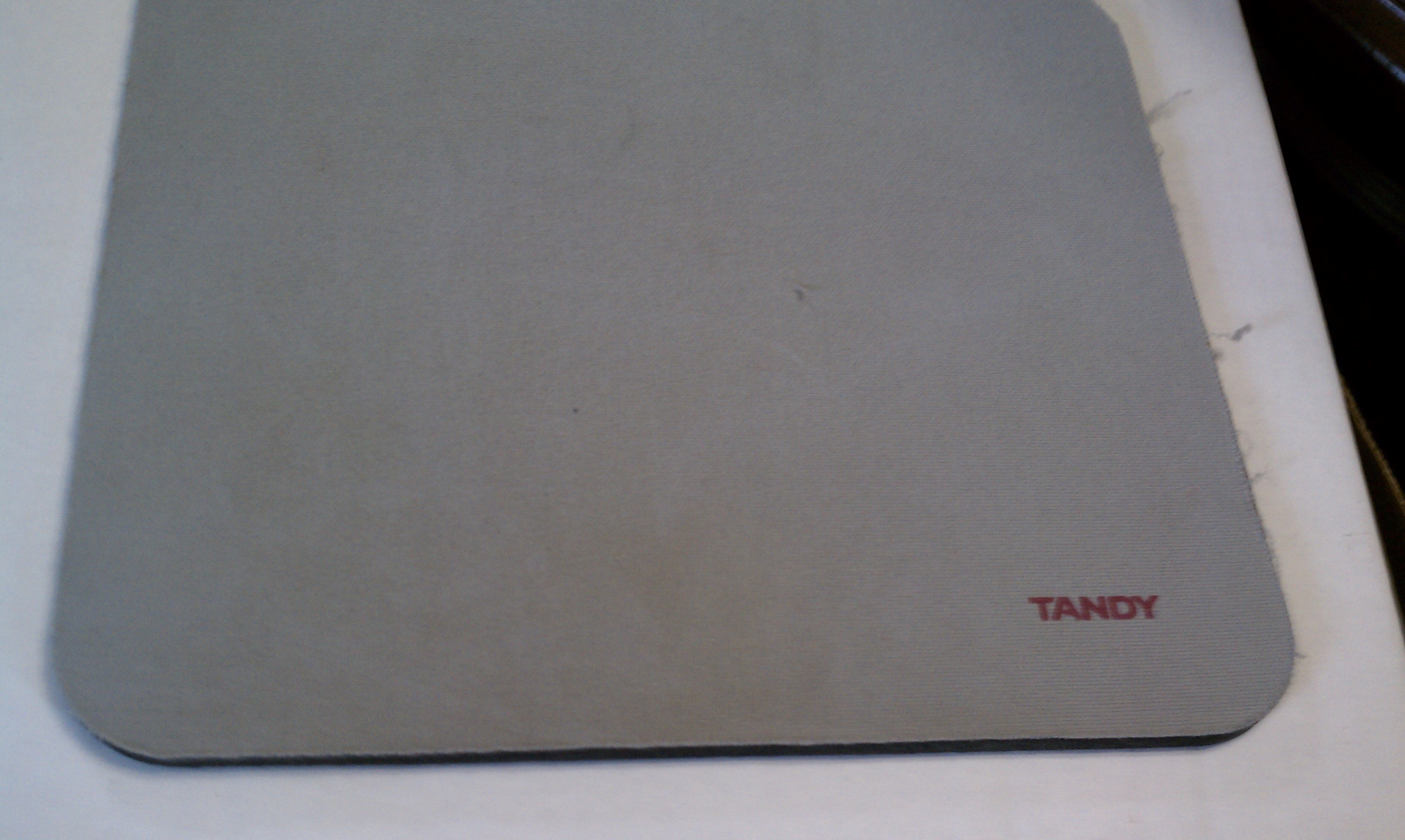 picture of tandy mousepad